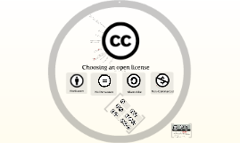 Choosing an open license