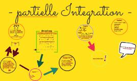 - partielle Integration -