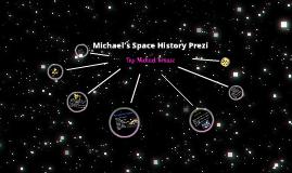 MIchael's Space History Prezi