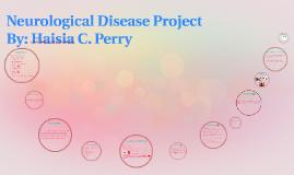 Neurological Disease Project