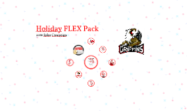 Holiday FLEX Pack