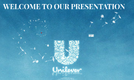 UNILEVER COMPETITIVE STRATEGIES