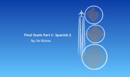 Final Exam Part C