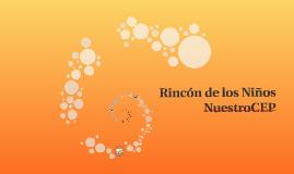 Rincón de los Niños 10/01/2015
