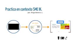 Practica en contexto SME IK