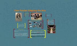 Class Twelve: Cripping the Arts