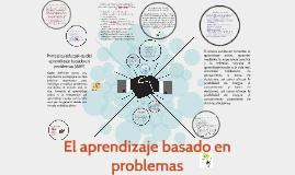 El aprendizaje basado en problemas