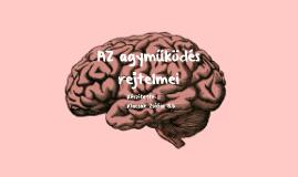 AZ agyműködés rejtelmei