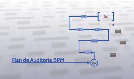 Plan de Auditoría BPM
