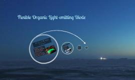 Flexible Organic Light-emitting Diode
