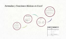 Formulas y Funciones Basicas en Excel