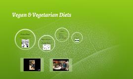 Vegan & Vegetarian Diets