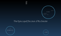 Spreading the Mission Episcopal Diocese of Rochester