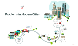 Problems in Modern Cities