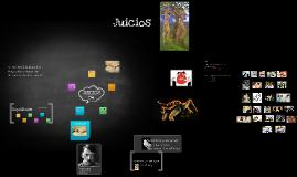 Copy of Juicios