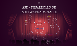 ASD - DESARROLLO DE SOFTWARE ADAPTABLE