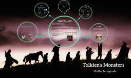 Tolkien's Monsters