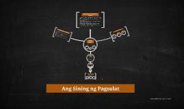 Copy of Ang Sining ng Pagsulat