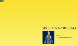 Copy of Sistema nervioso