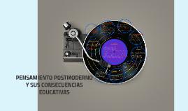 Copy of PENSAMIENTO POSTMODERNO Y SUS CONSECUENCIAS EDUCATIVAS
