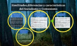 Copy of Cuadro comparativo y Caracteristicas del socialismo y comuni