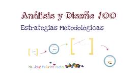 Estrategias del Analisi y Diseño OO