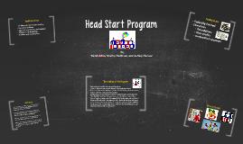 Head Start Prgram