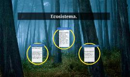 Ecosistema.