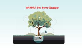 SANDRA BY: Barry Manilow