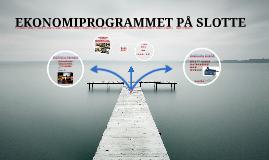 Copy of EKONOMI PÅ SLOTTE