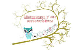 Copy of Microcuento y sus características