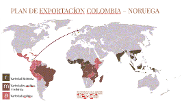 PLAN DE EXPORTACION COLOMBIA – NORUEGA