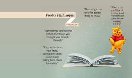 Pooh's Philosophy