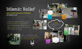 Islamic Relief's response to Gaza floods