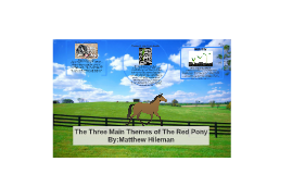 Humanities Project: The 3 Themes