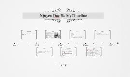 Nguyen Duc Ha My Timeline