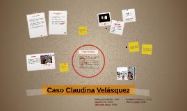 Caso Claudina Velásquez