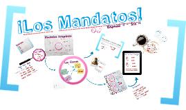 Los Mandatos Intro