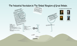 INDUSTRIAL REVOLUTION IN THE UNITED KINGDOM