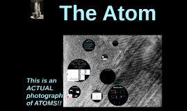 Chapter 2 (.1-.6) The Atom