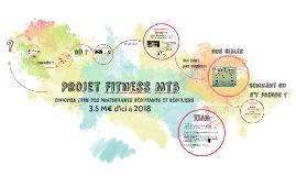 Projet Fitness Mtb