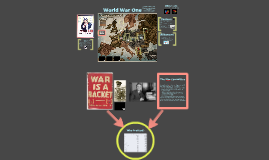 6 World War One