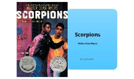 scorpions walter dean myers summary