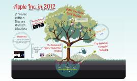 Copy of Apple Inc. in 2012