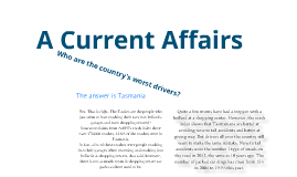 A current affairs 2