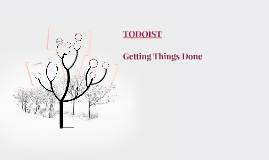 Usage of TODOIST tool in organization