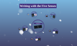 Writing with the Five Senses