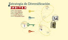 Estrategia de Diversificación