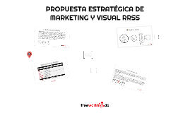 PROPUESTA ESTRATÉGICA DE MARKETING