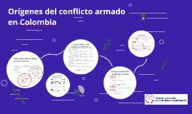Aproximaciones al conflicto armado en Colombia